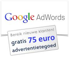 Adwords tegoed